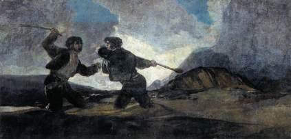 Francisco Goya: Walka