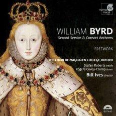 William Byrd (okładka płyty)