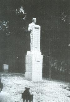 Cmentarz nr 156 w roku 1918
