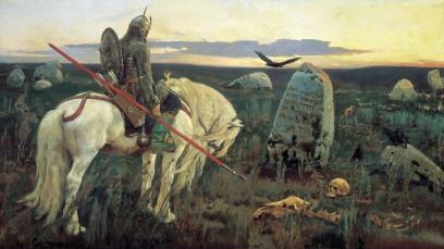 Wiktor Wasniecow: Rycerz na rozdrożu