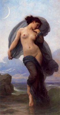 William-Adolphe Bouguereau: Zmierzch