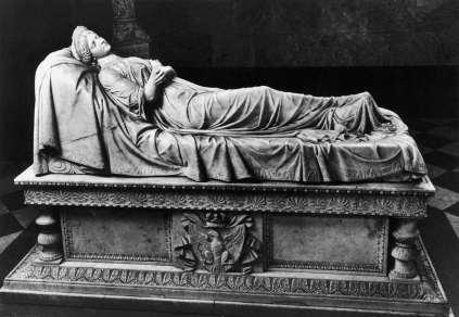 Christian Daniel Rauch, Luiza - królowa Prus