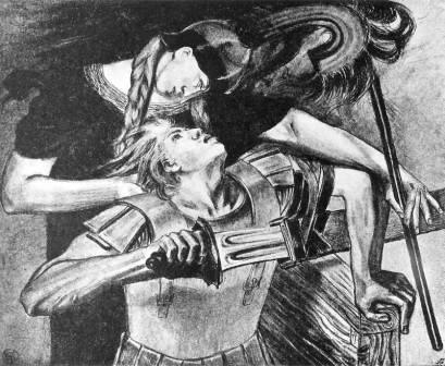 Stanisław Wyspiański: Achilles i Pallas