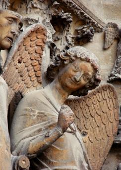 Reims, Anioł