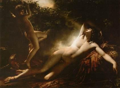 Anne Louis Girodet Trioson: Sen Endymiona