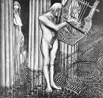 Stanisław Wyspiański: Apollo i Melponena