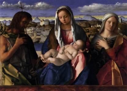Giovanni Bellini: Santa Conversazione
