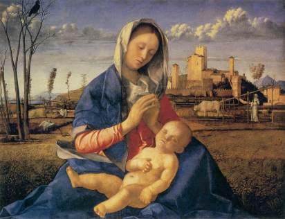 Giovanni Bellini: Madonna z Dzieciątkiem