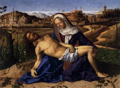 Giovanni Bellini: Pieta