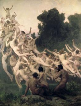William-Adolphe Bouguereau: Oready