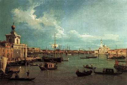 Giovanni Antonio Canal: Bacino