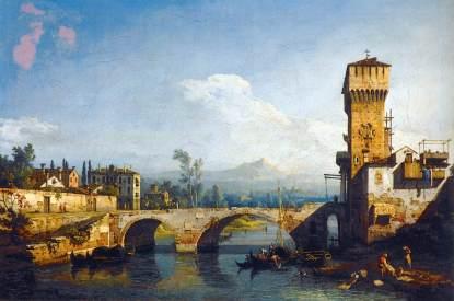 Giovanni Antonio Canal: Capriccio Padovano