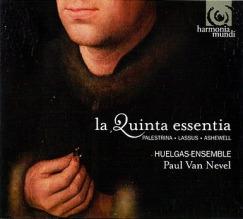 La Quinta Essentia (okładka płyty)