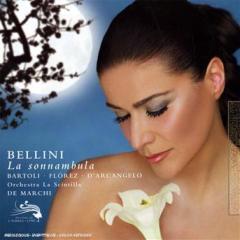 Bellini: Lunatyczka (okładka płyty)