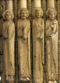 Chartres, Portal