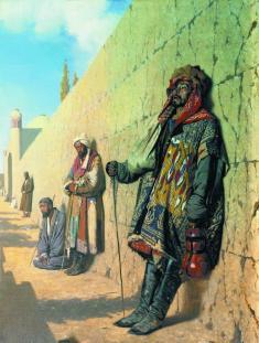 Wasilij Wereszczagin: W Samarkandzie