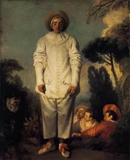 Antoine Watteau: Gilles