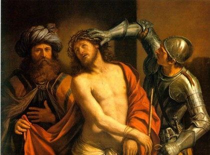 Guercino: Ecce Homo