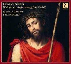 Historia der Auferstehung Jesu Christi (okładka płyty)