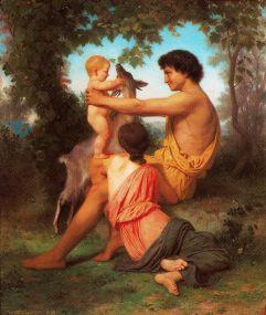 William-Adolphe Bouguereau: Idylla