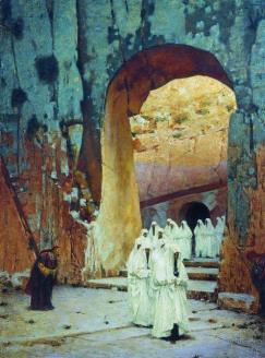 Wasilij Wereszczagin: Groby królewskie w Jerozolimie
