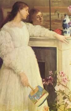 James Whistler: Symfonia w bieli (II)