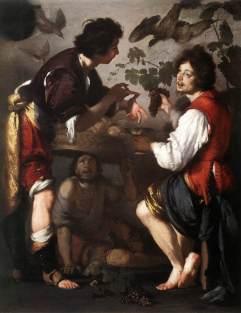 Bernardo Strozzi: Józef opowiadający swój sen