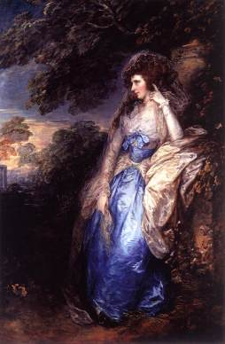 Thomas Gainsborough: Lady Bate-Dudley