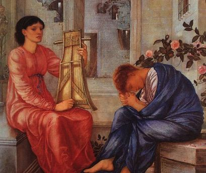 Edward Burne-Jones: Lament