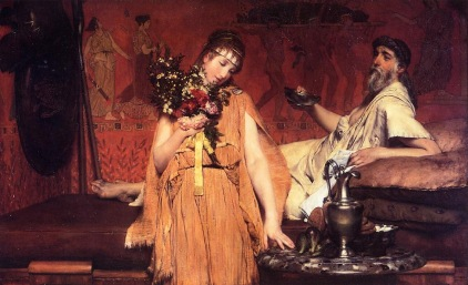 Sir Lawrence Alma-Tadema: Od nadziei do strachu