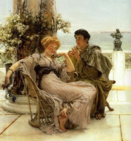 Sir Lawrence Alma-Tadema: Propozycja