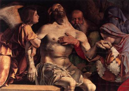Lorenzo Lotto: Pieta