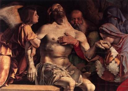 Lorenzo Lotto: Pieta