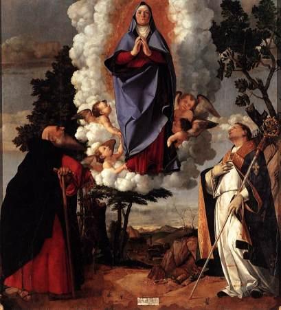 Lorenzo Lotto: Wniebowzięcie