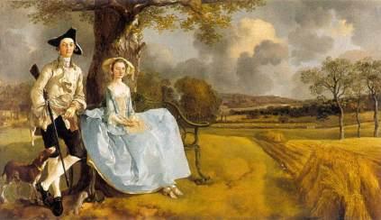 Thomas Gainsborough: Państwo Andrews
