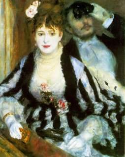 Auguste Renoir, Loża
