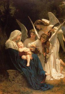 William-Adolphe Bouguereau: Pieśń anielska