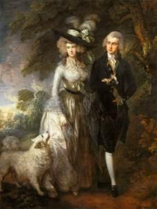 Thomas Gainsborough: Poranna przechadzka