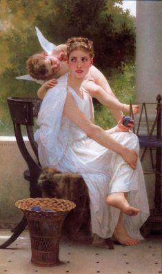William-Adolphe Bouguereau: Przerwana praca