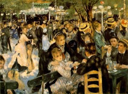 Auguste Renoir, Moulin de la Galette