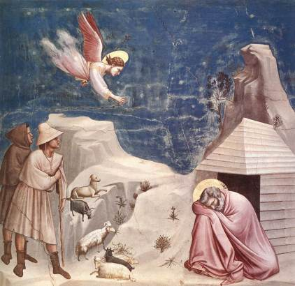Giotto: Sen Joachima