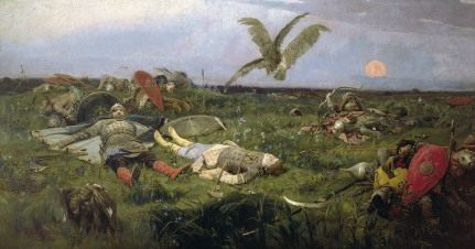 Wiktor Wasniecow: Po bitwie pod Płowcami