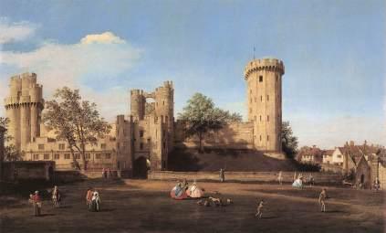 Giovanni Antonio Canal: Warwick Castle