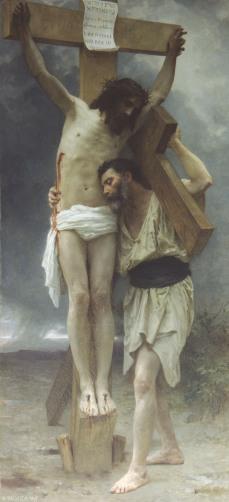 William-Adolphe Bouguereau: Współczucie