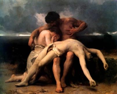 William-Adolphe Bouguereau: Pierwszy lament