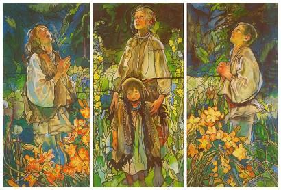 Fryderyk Pautsch: Wiosna