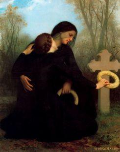 William-Adolphe Bouguereau: Zaduszki