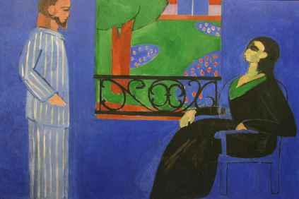 Henri Matisse: Rozmowa
