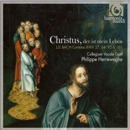 Christus, der ist mein Leben (okładka płyty)