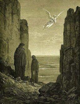Gustave Doré: Czyściec (19)